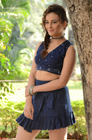Seerat Kapoor Stunning Cute Beauty in Mini Skirt  Polka Dop Choli Top ~  Exclusive Galleries 050.jpg