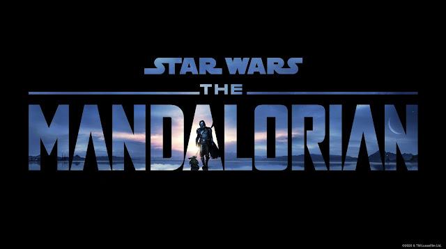 Star Wars The Mandalorian season 2 logo