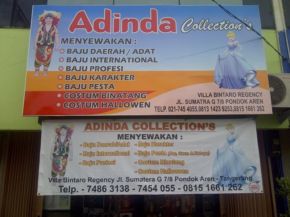 "Penyewaan baju daerah ""ADINDA Collections"": BAJU JAWA BARAT"