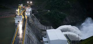 Hidroeléctrica Coca Codo Sinclair