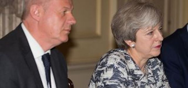 UK PM's deputy accused of using sleazy dating website