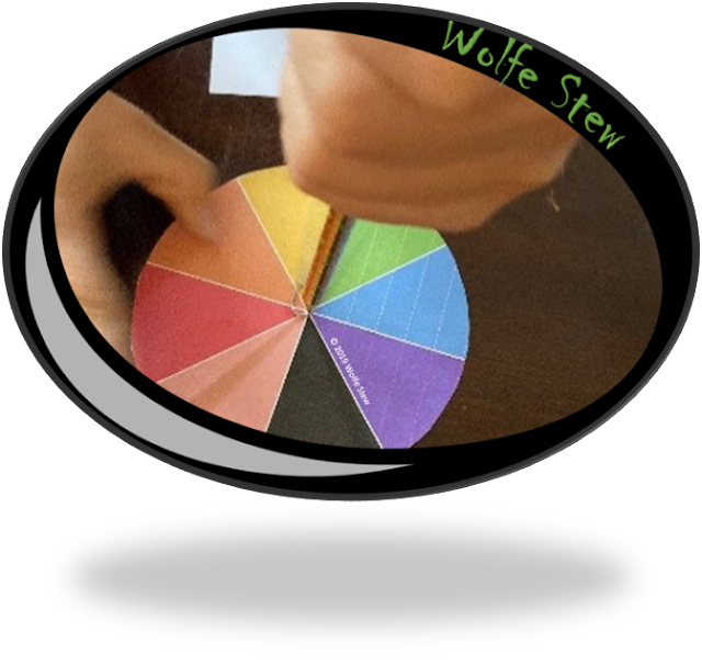 A Wolfe Stew original resource to work on color recognition.  Adaptable for multiple grade levels and varying skill sets.