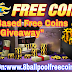 8 Ball Pool Reward Links//Free Coins+Spin+500K Coins Giveaway//15th February 2018//Claim Now