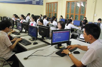 Trung tâm đào tạo tin học KEY