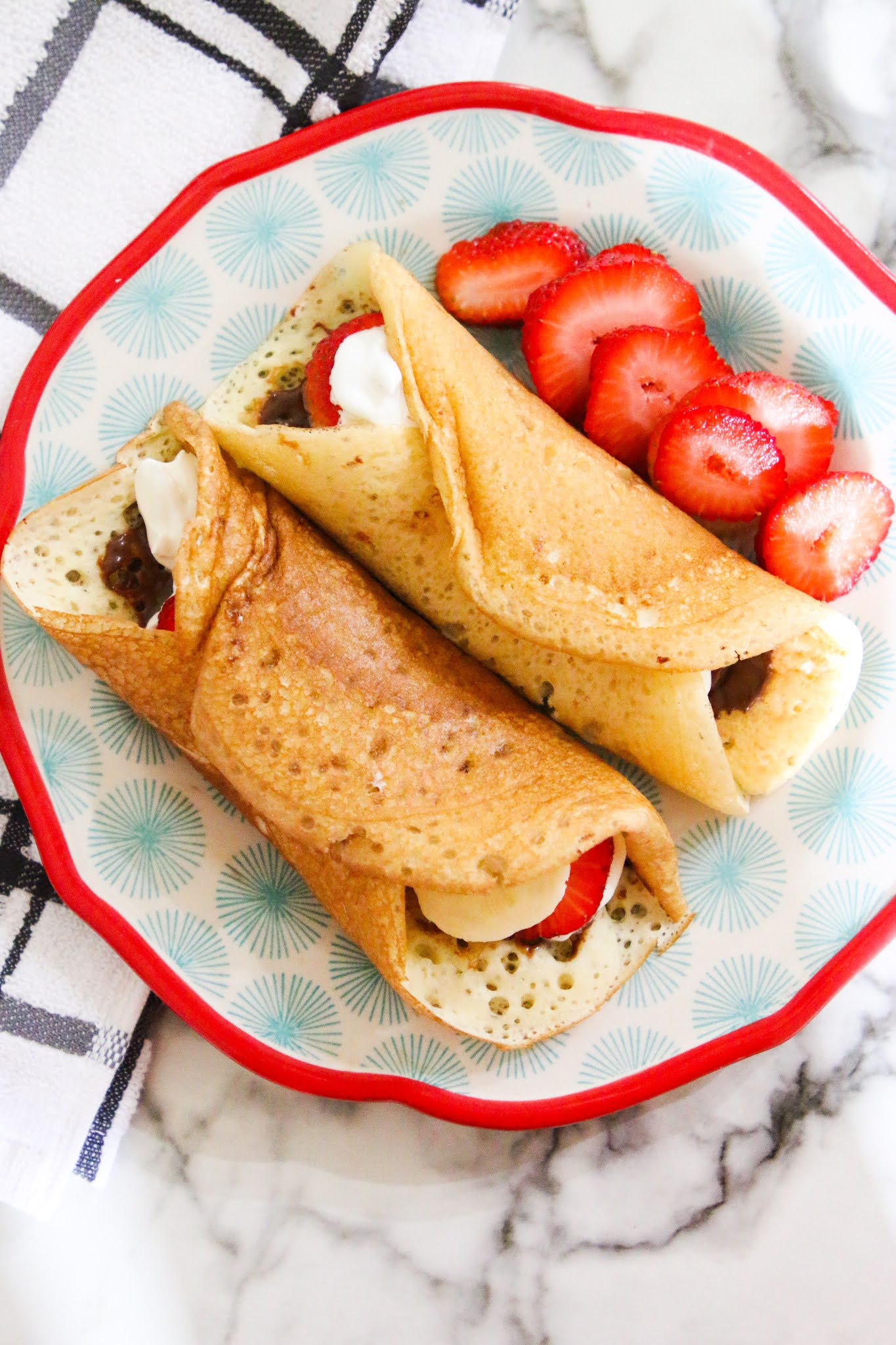 How To Make Crepes From Pancake Mix
