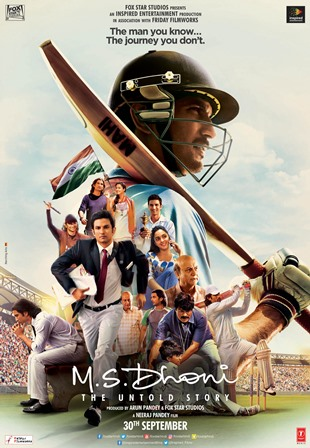 M.S. Dhoni: The Untold Story full movie download