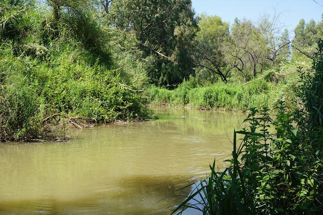 גדות נהר הירדן