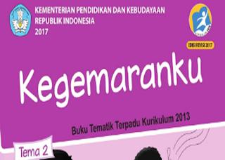 Soal tematik kelas 1 tema 2 kurikulum 2013