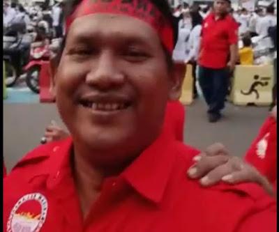 Oknum Kades di Lampung Timur Diduga Terlibat Deklarasi Capres