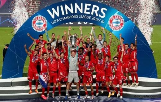 Bayern Munich Juara Liga Champions 2019-2020
