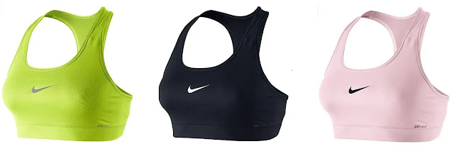 1-Nike Women's Victory Compression Sports Bra