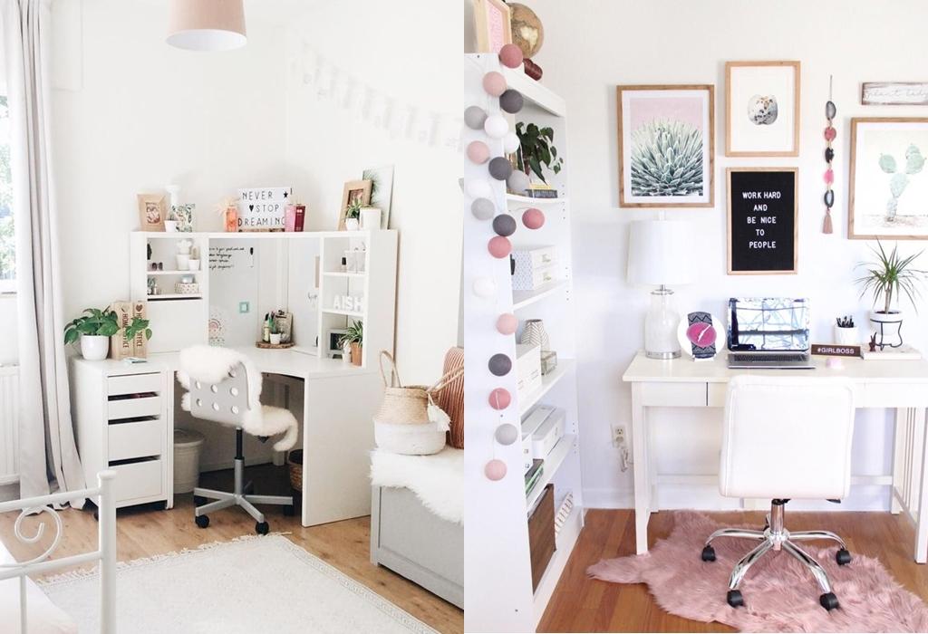 decoração home office pinterest