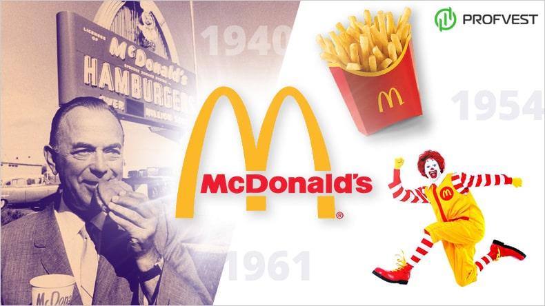 История компании Mcdonald's и создание империи