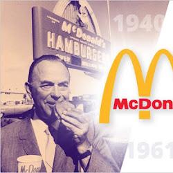 История компании Mcdonald's: как создавалась фастфуд империя