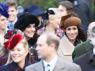 Survey confirms that Duchess of Sussex gets alot more negative press coverage than Duchess of Cambridge