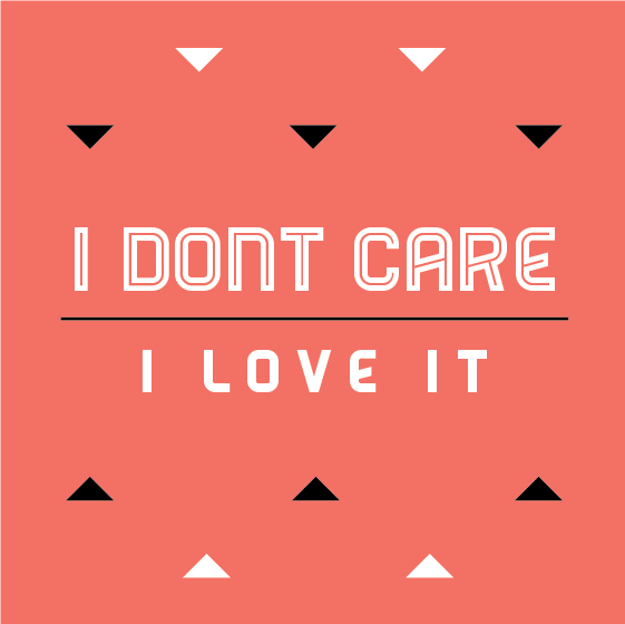 Don T I It Love I Care Pop Icona