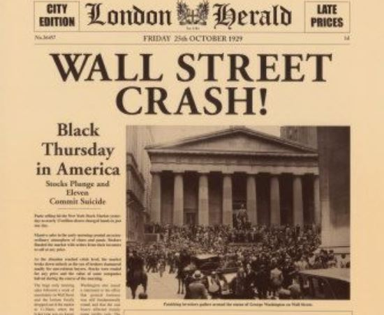 Could Your Portfolio Have Survived The  Wall Street Crash and Great Depression?
