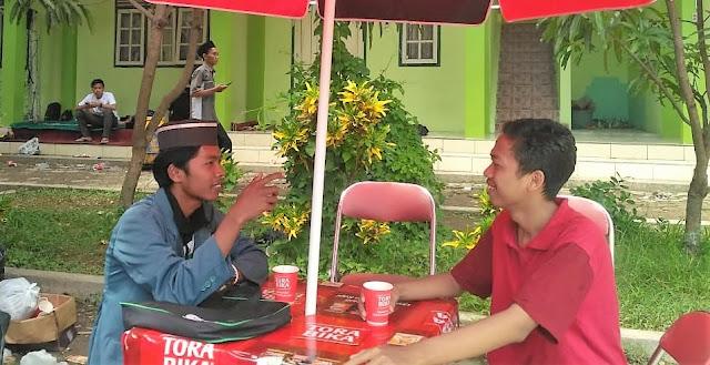 Modal Bismillah dan Dua Batang Rokok ke Kongres IPNU di Cirebon