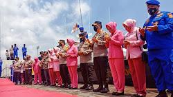 Kapolda NTB Launching Empat Kapal Pemburu dan Layanan Terapung di Lombok