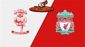 مباراة ليفربول ولينكولن سيتي بتاريخ 24-09-2020 الدوري الانجليزي