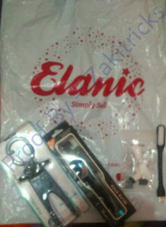 Elanic Product Delivery Proof By ZAKITRICKS