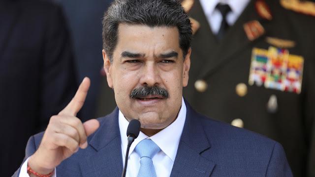 EE.UU. presenta cargos por narcoterrorismo y corrupción contra Maduro y ofrece 15 millones de dólares por atrapar al mandatario venezolano