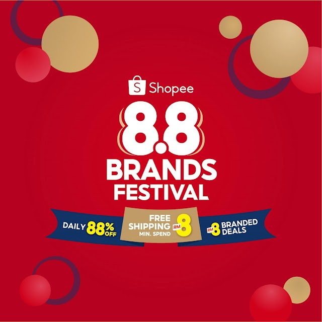 The Lowdown For The Best Deals on Shopee 8.8 Brands Festival