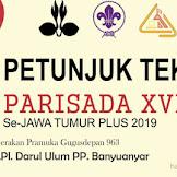 Petunjuk Teknis (Juknis) PARISADA XVI Se-Jawa Timur Plus Tahun 2019