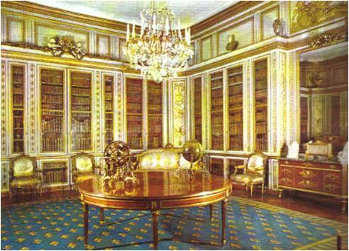 Decoralli hist ria do mobili rio barroco Muebles de sala luis xvi