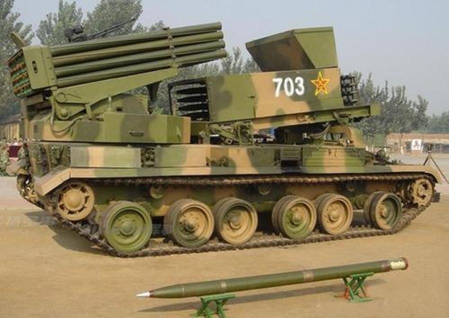 РСЗВ Тип 89