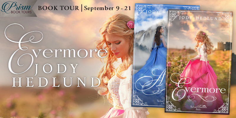 We're launching the Book Tour for EVERMORE by Jody Hedlund! #EverTour
