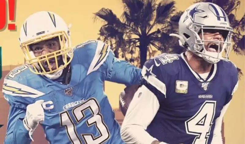 Cowboys to visit Chargers for first time at So-Fi Stadium