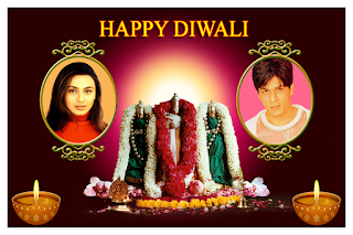 Diwali Festival Greeting Card Images