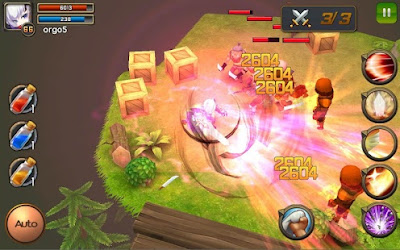Download Darklord Tales v1.0.0.29 MOD Apk (Massive Damage & More) Screenshot 1