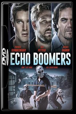 Echo Boomers [2020] [DVD R1] [Latino]