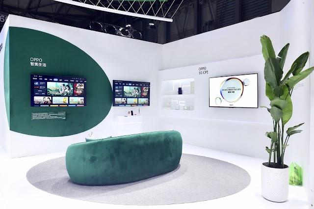 oppo 'nun Hızlı Şarjı Mobil Dünya Kongresi'nde Geleceği Şarj Etti