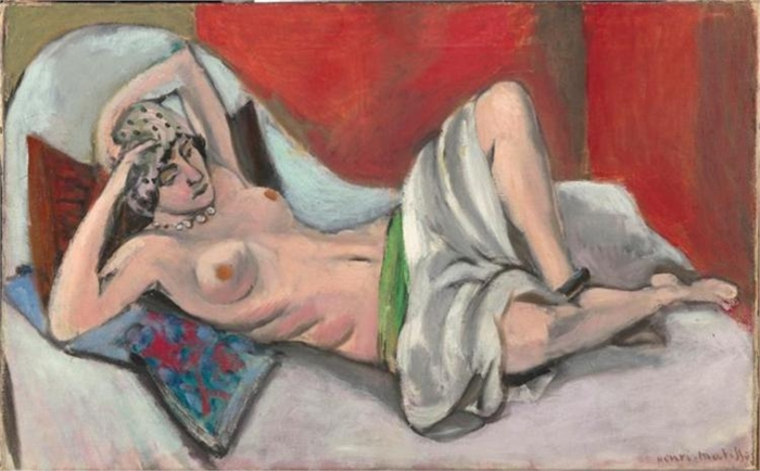 Henri Matisse 1868-1954 | French Fauvist painter and sculptor | Odalisque seriesHenri Matisse 1868-1954 | French Fauvist painter and sculptor | Odalisque series