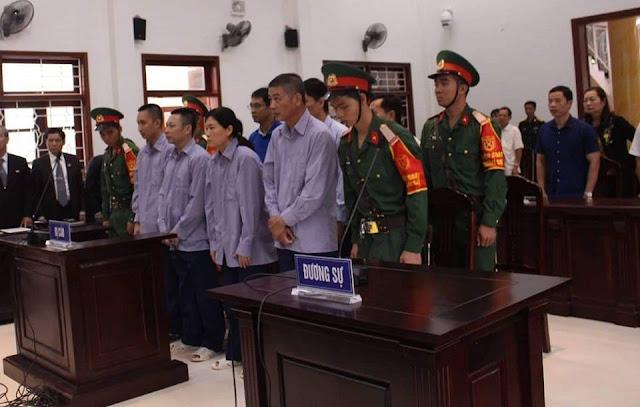 Buôn lậu 4,7 triệu lít xăng: Cựu phó chỉ huy trưởng BĐBP lĩnh 4 năm tù