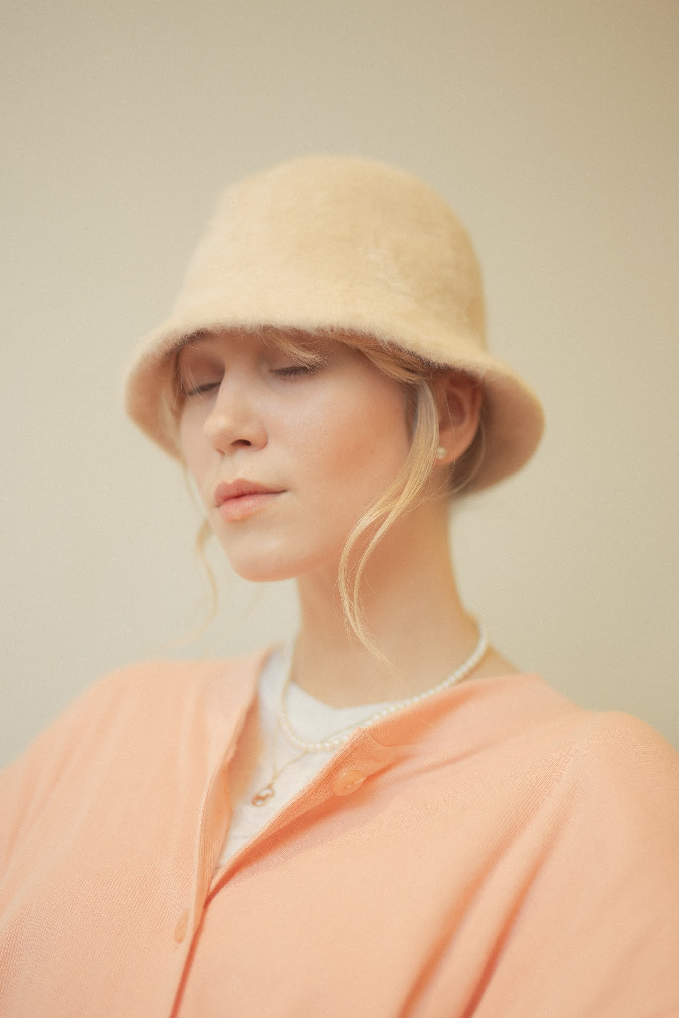 Marie Noreger is a Norwegian musician with a recent single 'Soulfully High'