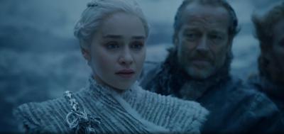 GAME OF THRONES   Emilia Clarke commenta la morte di [SPOILER]