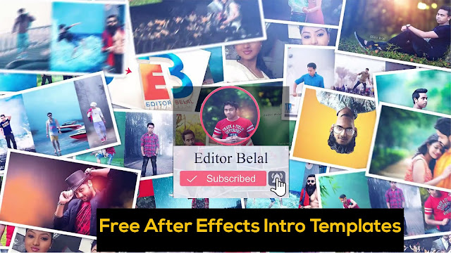 free after effects intro templates, logo intro after effects template free download