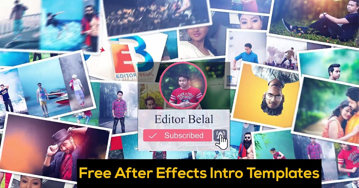 Free After Effects Intro Templates | Logo Intro After