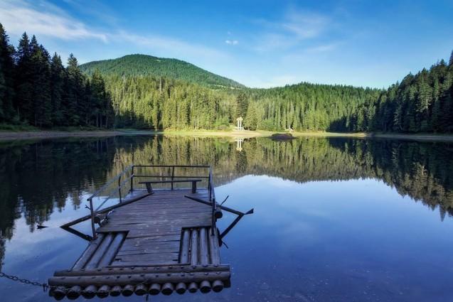 магия озера Синевир