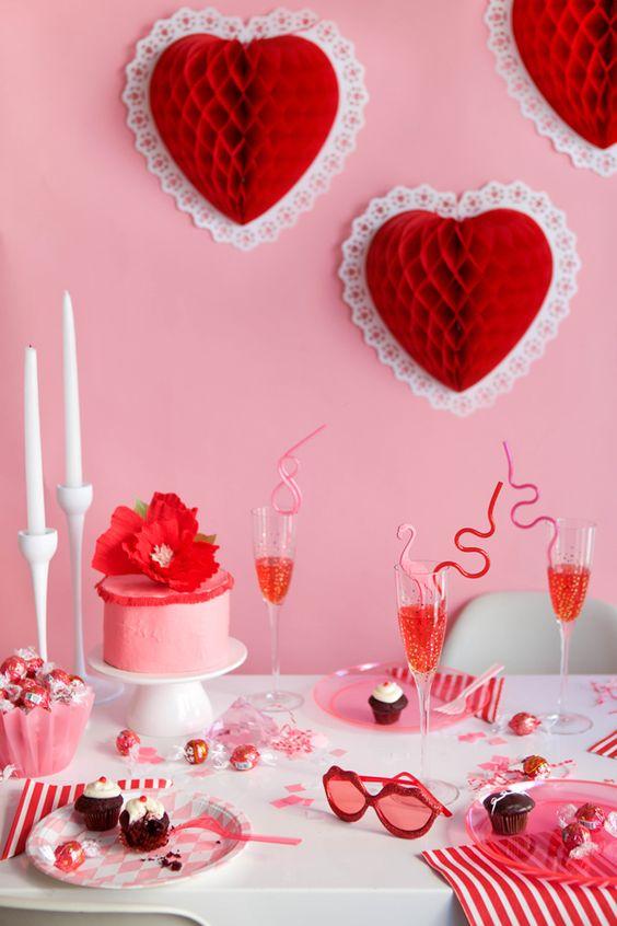 como decorar tu mesa en san valentín origen de 14 de febrero