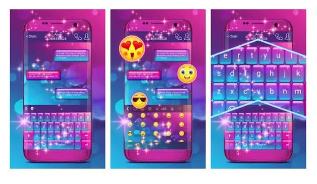 Apakah Anda mencari dan cara gres yang menakjubkan untuk mengubah keyboard Android Anda Aplikasi untuk mengubah Warna Keypad