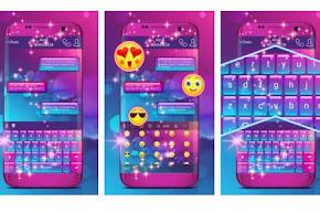 Aplikasi untuk mengubah Warna Keypad