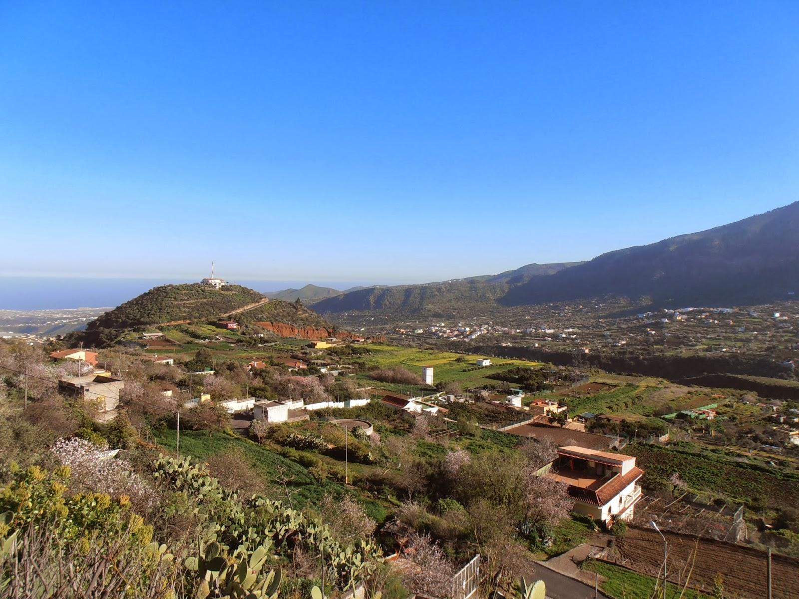 Montaña de El Helechal