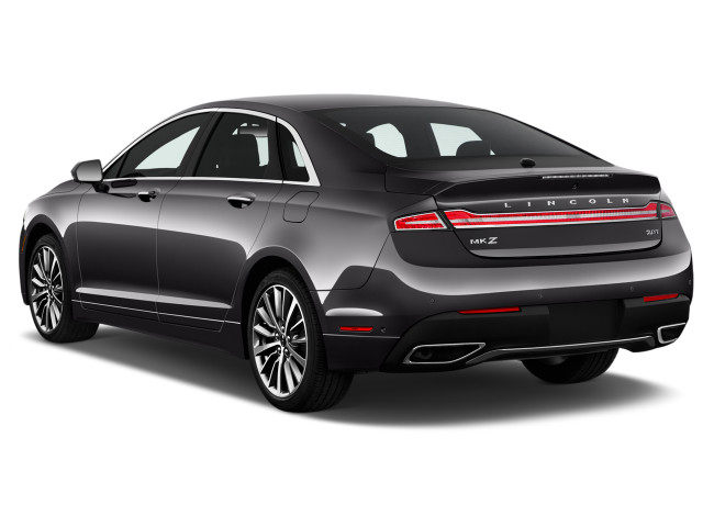 2020 Lincoln MKZ Review