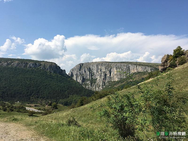 [羅馬尼亞.圖爾達] 圖爾達峽谷(Turzii's Gorge) 與匈牙利小鎮-裡梅泰亞(Rimetea)