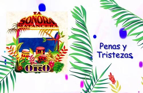 Penas Y Tristezas | Willy Rodriguez & La Sonora Matancera Lyrics